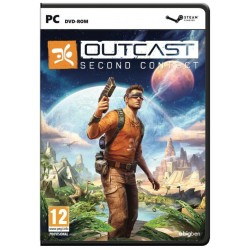 OUTCAST SECOND CONTACT 159811  PC Games