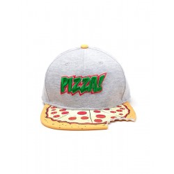 TMNT - Pizza With Cut Out Snap Back Cap 159782  Petten