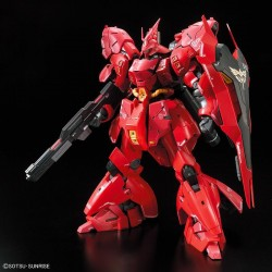 GUNDAM - Model Kit - Real Grade - MSN-04 Sazabi 170449  Gundam