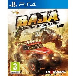 BAJA - Edge of Control HD 159515  Playstation 4