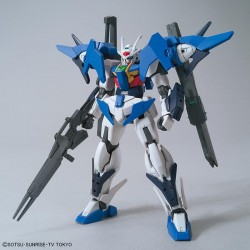 GUNDAM - Model Kit - HG 1/144 - Gundam 00 Sky Riku's Mobile Suit 170445  Gundam