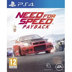 Need for Speed Payback - Playstation 4 159494  Playstation 4