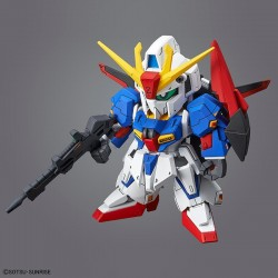 GUNDAM - Model Kit - SD Cross Silhouette Zeta Gundam 170442  Gundam