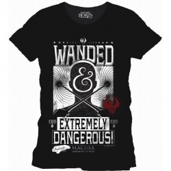 FANTASTIC BEASTS - T-Shirt Wanted Extremely Dangerous (XXL) 159416  T-Shirts Fantastic Beasts