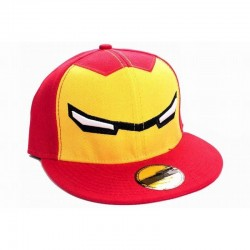 MARVEL - Iron Man Eyes Cap