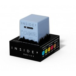 Inside 3 - Cube Serie Novice - Easy Blue 159341  Kubus Puzzel