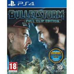 Bulletstorm Full Clip Edition ( incl Duke Nukem Bulletstorm Tour) 159332  Playstation 4