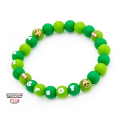GUARDIANS OF THE GALAXY - Groot Silicone Beads Bracelet
