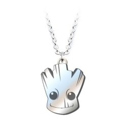 GUARDIANS OF THE GALAXY - Groot Pendant with Chain 159238  Halskettingen