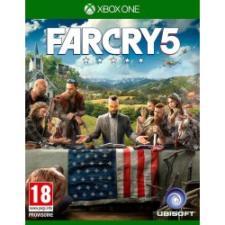 Far Cry 5 - Xbox One 159229  Xbox One