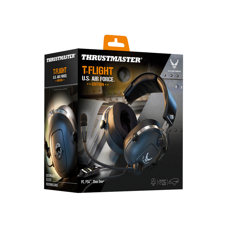 Gaming Headset T Flight U.S Air Force Edition PS4/XBOX/PC 170415 PS4 Headsets