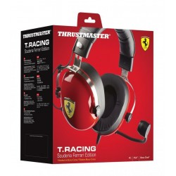 Gaming Headset T Racing Scuderia Ferrari Edition PS4/PS3/PC