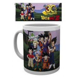 DRAGON BALL Z - Mug - 300 ml - 30th Anniversary 170413  Dragon Ball