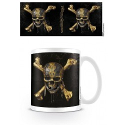 PIRATES OF THE CARIBBEAN - Mug - 300 ml - Skull 159004  Drinkbekers - Mugs