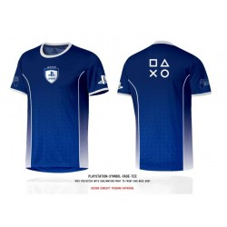 PLAYSTATION - T-Shirt Esport Jersey Playstation Symbol (M) 158975  Playstation