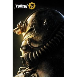 FALLOUT 76 - Poster 61X91 - Mask 170405  Posters