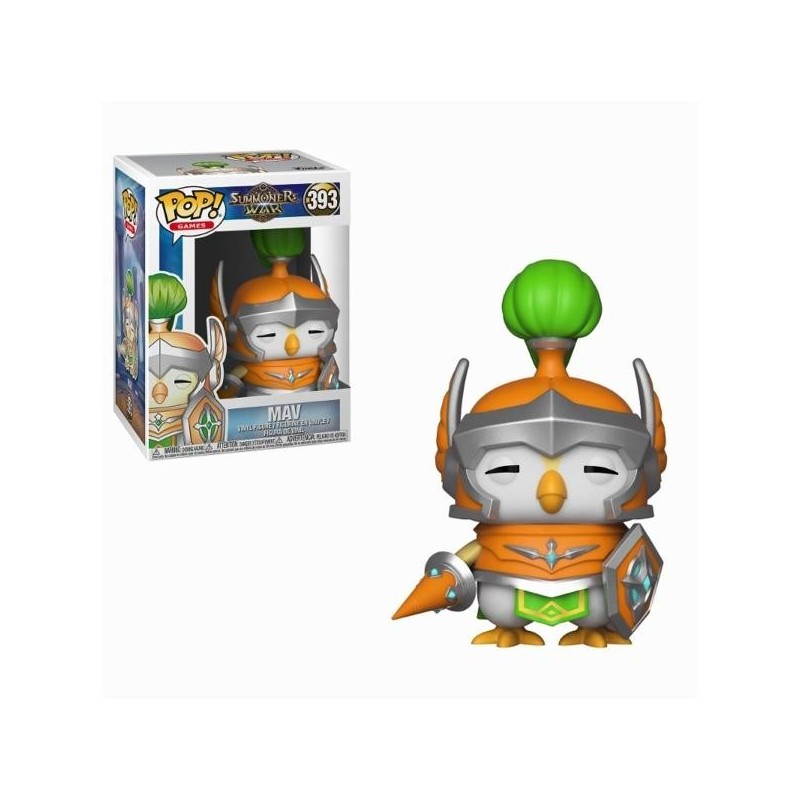 SUMMONERS WAR - Bobble Head POP N° 393 - Penguin Knight 170390  Funko Pops