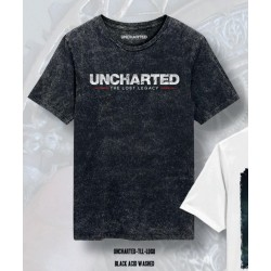 UNCHARTED - T-Shirt The Lost Legacy Logo (L) 158710  T-Shirts Uncharted