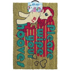 MY LITTLE PONY - Door Mat 40X60 - Please Wipe Your Hooves 158651  Deurmatten
