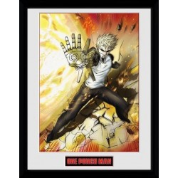 ONE PUNCH MAN - Collector Print 30X40 - Genos 158042  Posters