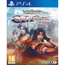Samurai Warriors : Spirit of Sanada - Playstation 4  158034  Playstation 4