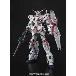 GUNDAM - Model Kit - MG 1/100 - Unicorn Gundam - 18 CM 157779  Gundam