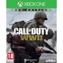 Call Of Duty World War II - PRO EDITION - Xbox One  157770  Xbox One