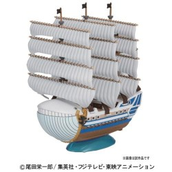 ONE PIECE - Model Kit - Ship - Moby Dick - 15 CM 157722  Figurines