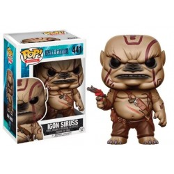 VALERIAN - Bobble Head POP N° 441 - Igon Siruss 157710  Bobble Head