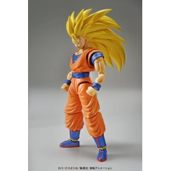 DRAGON BALL - Model Kit - Super Sayan 3 Son Goku 157689  Dragon Ball