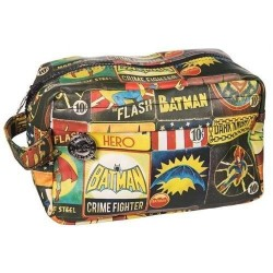 DC COMICS - WASH BAG - Vintage