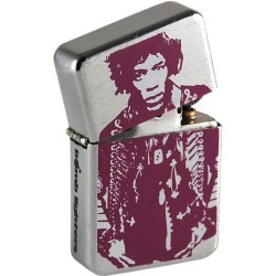LIGHTER - Jimi Hendrix 'TIN BOX' 157648  Aanstekers