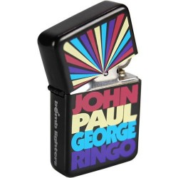 LIGHTER - John Paul George Ringo 'TIN BOX' 157644  Aanstekers