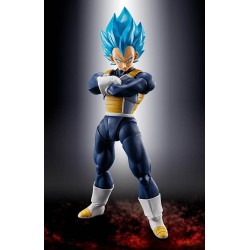 DRAGON BALL Z - Super Saiyan God SS Vegeta SH Figuarts (Bandai)