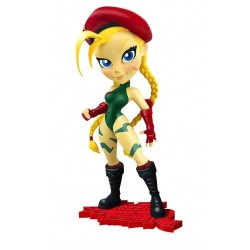 STREET FIGHTER - Knockouts Serie 1 - Cammy - 18cm 157534  Figurines
