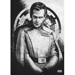 ROGUE ONE MORALITY - Magnetic Metal Poster 45x32 - Krennic 157509  Magnetische Posters