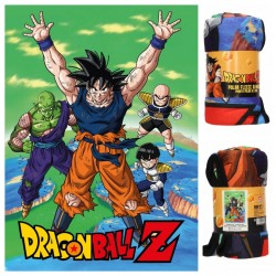 DRAGON BALL - Polar Blanket 100X150 cm - Namek - TShirt 171631  Fleece Dekens