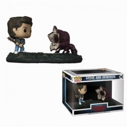 STRANGER THINGS - Movie Moments Pop N° 728 - Steve vs Demodog 170331  Stranger Things