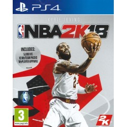 NBA 2K18 Day One Edition 157374  Playstation 4