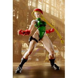 STREET FIGHTER 5 - Cammy Figuarts (Bandai) 157365  Street Fighter