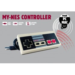 RETRO - USB Controller NES for PC/MAC