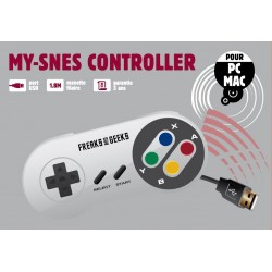 RETRO - USB Controller SNES for PC/MAC