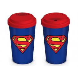 DC COMICS - Travel Mug 340 ml - Superman 157276  Harry Potter Bekers