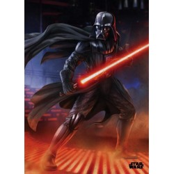 EPISODE IV A NEW HOPE- Magnetic Metal Poster 45x32 - Darth Vader 157265  Magnetische Posters