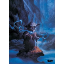 EPISODE IV A NEW HOPE- Magnetic Metal Poster 45x32 - Master Yoda 157259  Magnetische Metalen Posters