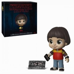 STRANGER THINGS - 5 Star Vinyl Figure 8 cm - Will 170324  Stranger Things