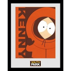 SOUTH PARK - Collector Print 30X40 - Kenny 157210  Posters