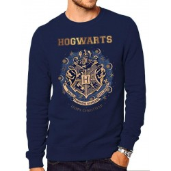 HARRY POTTER - Crewneck Sweatshirt - Foil Christmas At Hogwarts (XXL) 170304  T-Shirts