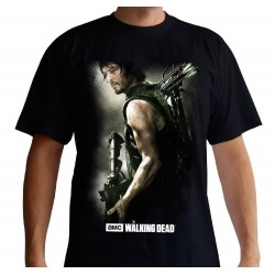 THE WALKING DEAD - T-Shirt Daryl Crossbow (S) 157041  T-Shirts