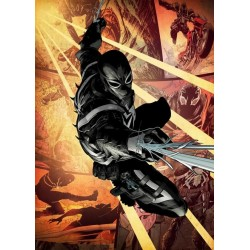 MARVEL ALL NEW - Magnetische Metalen Poster 45x32 - Venom (M)